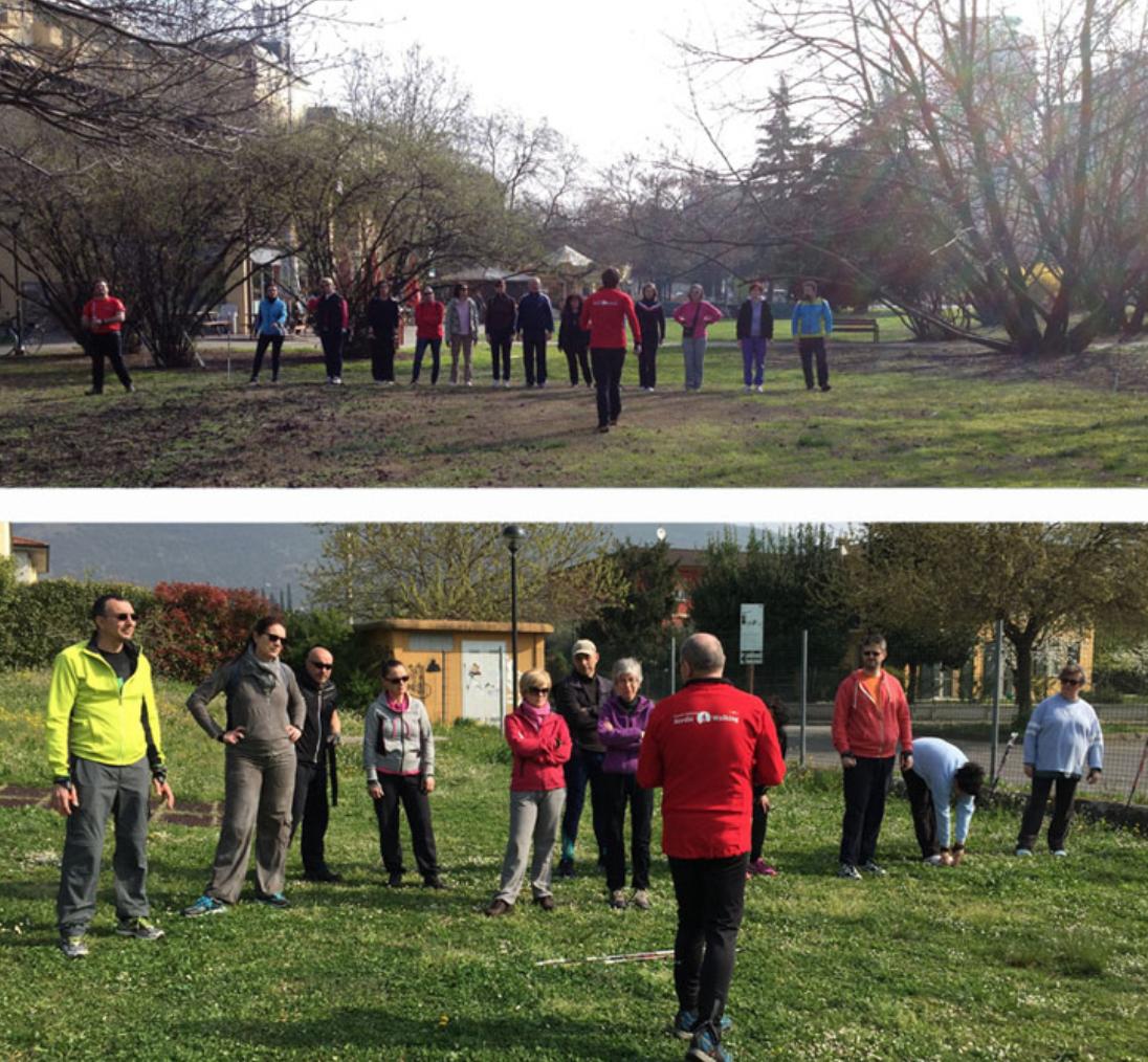 Corso Base Di Nordic Walking Maggio 2019 Nordic Brescia Asd